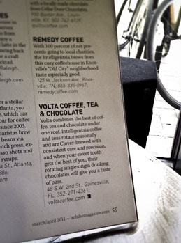 Volta: Only Cafe Selected from Florida!